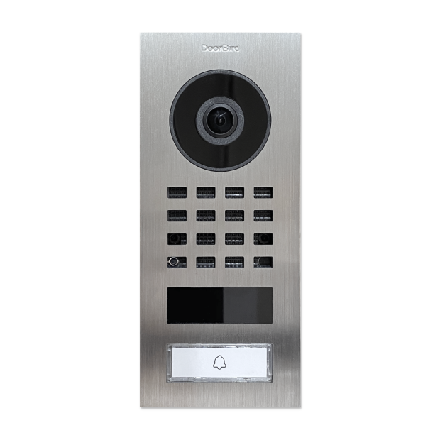 DoorBird IP Video Türstation D1101V Aufputz,  Aufputzmontage