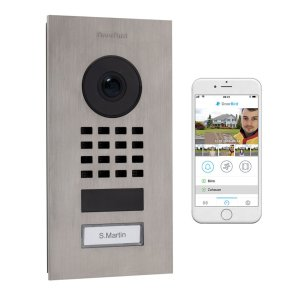 DoorBird IP Video Türstation D1101V Unterputz,...